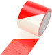 HDPE Barrier Tape Red/White