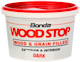 Bonda Woodstop Joiners Wood / Grain Filler - Stainable