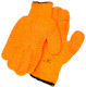Criss Cross Orange Gripper Glove