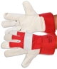 Super Heavyweight Rigger Glove (Grey/Gold) Cat 2.