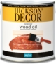 Hickson Decor Wood Oil (Decking Oil)