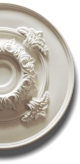 Maria Ceiling Rose 350mm