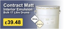 Bulk Contract Emulsion - 17 Litre Drums