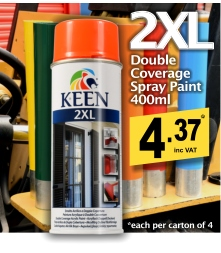 Keen Vantage 2XL Spray Paint Aerosol