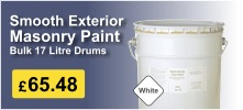 Smooth Masonry Paint
