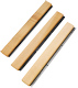 Rubber Graining Comb Set 9 inch - 3pc