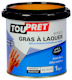 Toupret Gras A Laquer - High Gloss Surfacer