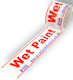 Wet Paint Tape - Low Tack 72mm x 66m