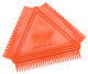 Wood Graining Comb - Thick Grain (Orange)