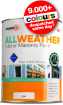Zinsser All Weather Exterior Masonry Paint