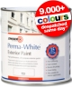 Zinsser Perma White Exterior - Mildew Proof Paint - Semi Gloss