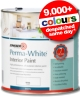 Zinsser Perma White Interior Mildew Proof Paint - Satin