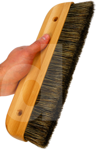 12 inch Paperhanging Brush / Sweep 40mm Bristle L/O