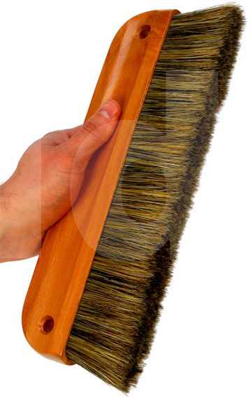 12 inch Paperhanging Brush / Sweep 60mm Bristle L/O
