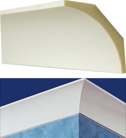 SuperCove Composite Lightweight Coving 127