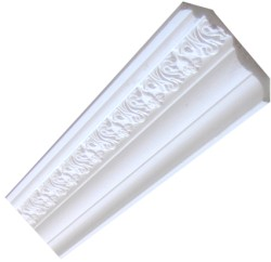 Leaf Premium Coving / Cornice - 90mm wide.