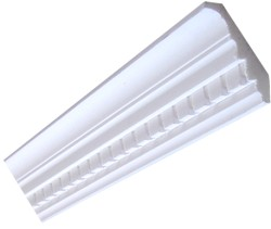Dental Premium Cornice / Coving - 95mm wide.