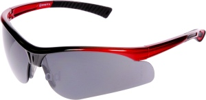 Solar Safety Spectacles - EN166-1FT - Smoke