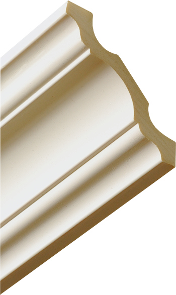 Plain Premium Coving 115mm wide