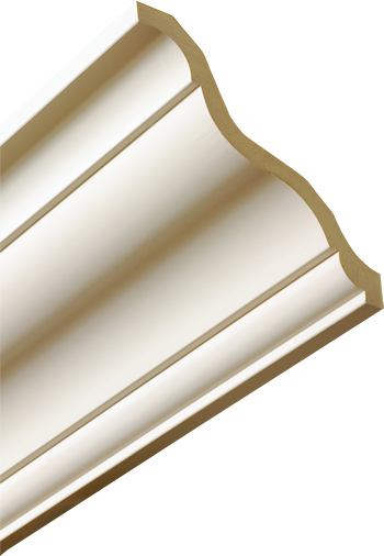 Plain Premium Coving 207mm wide