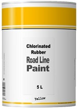 Line Marking Paint Chlorinated Rubber