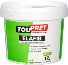 Toupret Elafib - Movement Crack Filler