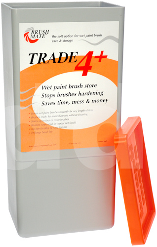 Brush Mate Trade 4+ Paint Brush Storage System