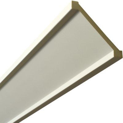 Plain Premium Straight Coving 139mm wide