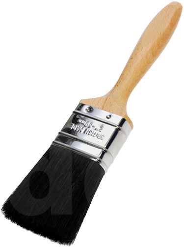 Fossa Chester Blended Bristle Paint Brush