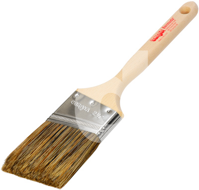 Corona Bermuda Ox-ear Blend Angle Sash Paint Brush