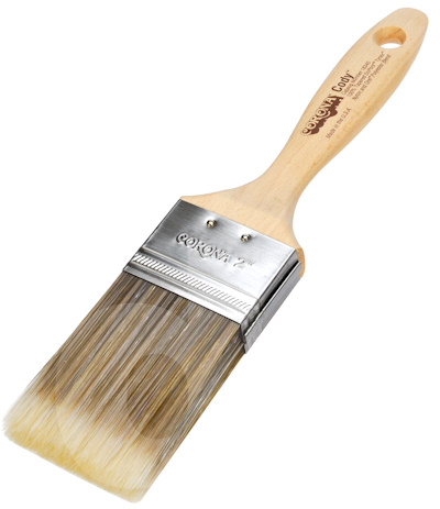 Corona Cody Red-Gold Nylon/Polyester Paint Brush