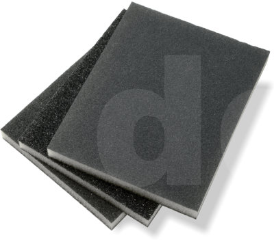 Flexible Foam Sanding Pads