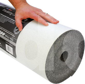 Erfurt MAV Neopor Graphite Plus Insulating Lining Paper 4mm