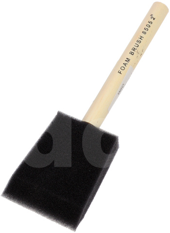 Foam Paint Brush 2 inch