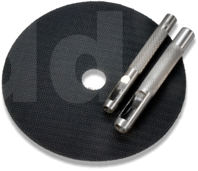 Fossa Pad Protector Blank Disc Set 5in / 125mm
