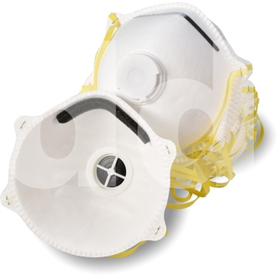 Disposable P1 Valved Respirator FFP1