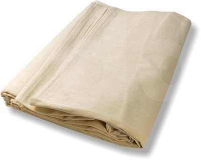 Heavy Duty Canvas Dust Sheet