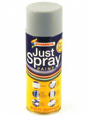 Humbrol Just Spray Paint Primer Aerosol