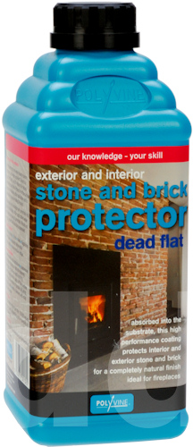 Exceptional Polyvine Stone And Brick Protector   Dead Flat
