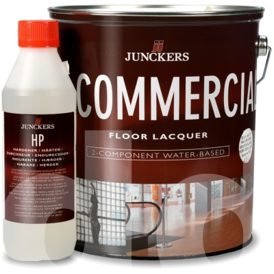 Junckers HP Commercial Ultra Matt Floor Lacquer