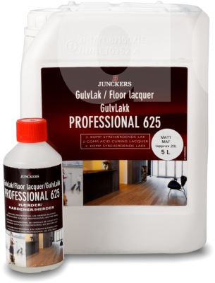 Junckers Professional 625 Acid Catalysed Lacquer