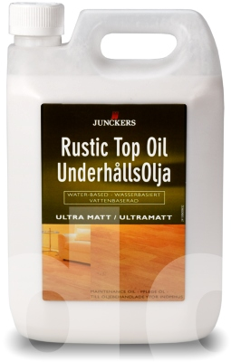 Junckers Rustic Top Oil