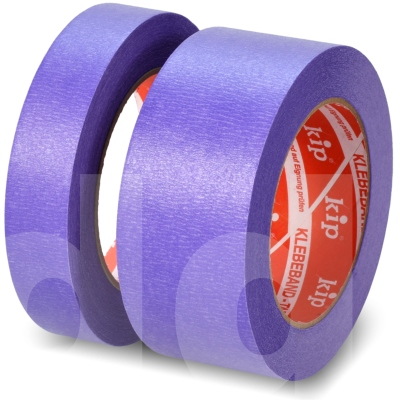 Kip Low-Tack Purple Crepe Masking Tape