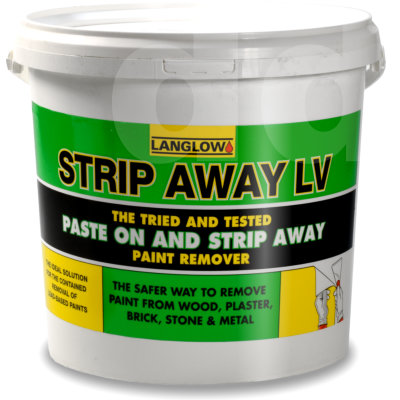 Strip Away LV Paint Remover System