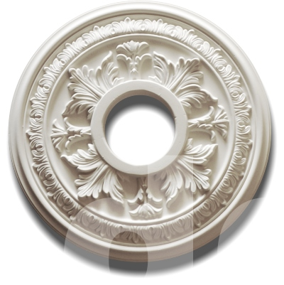 Alyssa Ceiling Rose 393mm (104mm)