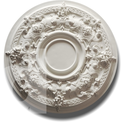 Virginia Ceiling Rose 745mm
