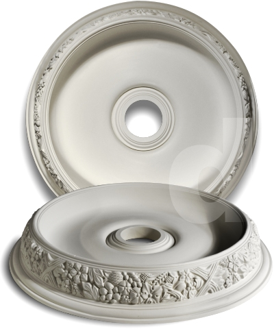 Louisa Ceiling Rose 734mm (110mm)