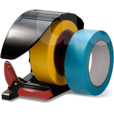 Masking Tape Dispenser Kit
