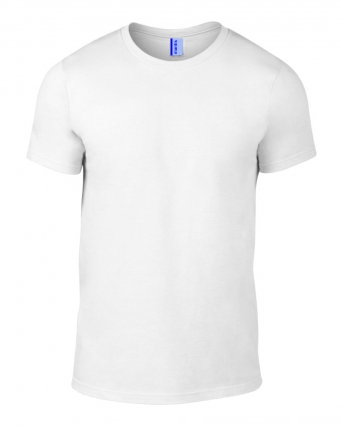 Mens Cotton T-Shirt White