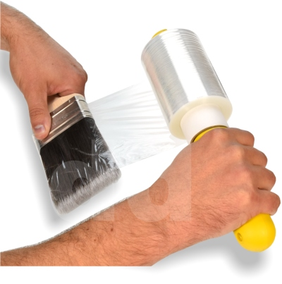 Paint Brush Wrap - Handle and Refill